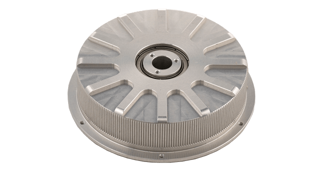 Ultra Multipole Brushless DC Motor(Outer Rotor Type) UM-9422